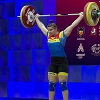 Sportiva Elena Cîlcic a cucerit trei...
