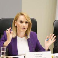 Gabriela Firea a convocat comandament...
