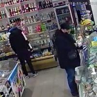 VIDEO // Bălți: A intrat în magazin...
